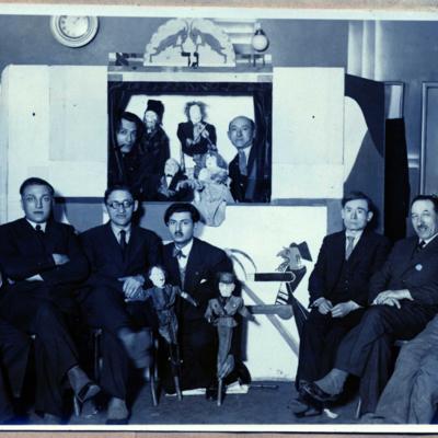<em>Butterside Down</em>, 1936