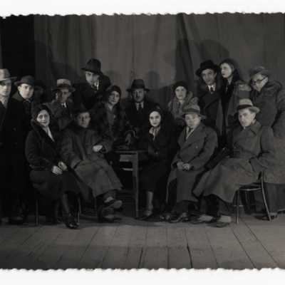 The Yiddish Gang
