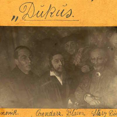 The Duke (Der Dukus) or Righteous Convert, 1925