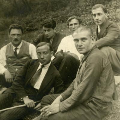 Dovid Herman, 1876-1937