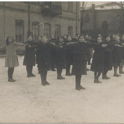 RG 120 609-ish girls exercise in snow.jpg