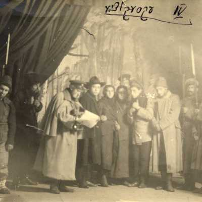 <em>The Seven Who Were Hanged</em>, Leonid Andreyev