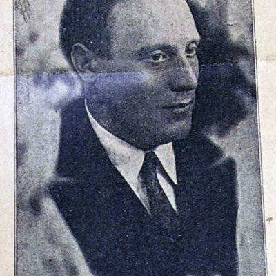 Michał Weichert (Mikhl Vaykhert, 1890-1967)